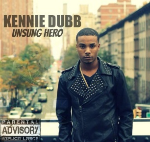 Kennie Dubb - Unsung Hero - Front Cover