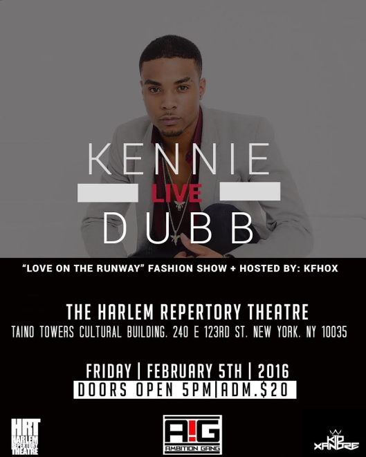 kennie dubb fashion show