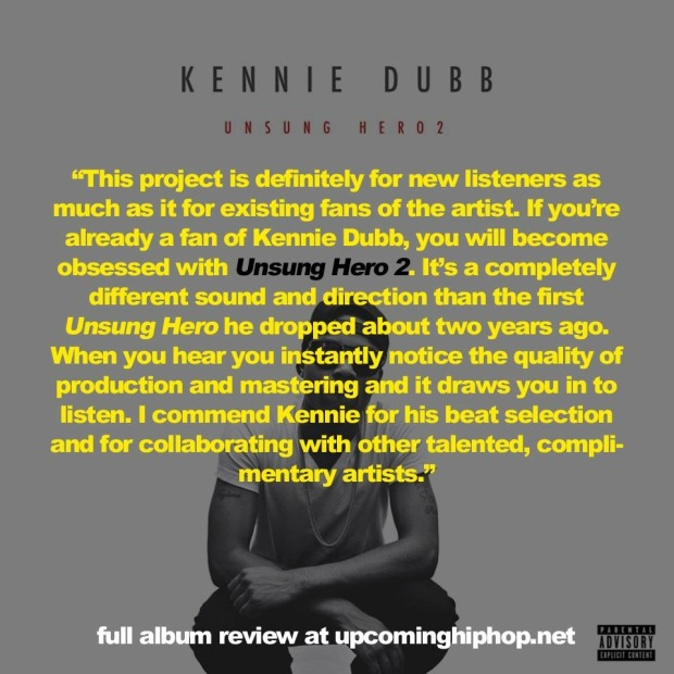 kennie dubb interview