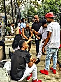 Kennie Dubb x Ambition Gang NYC - Art Photography by RawMultimedia 2