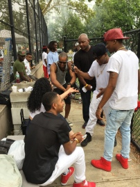 Kennie Dubb x Ambition Gang NYC - Art Photography by RawMultimedia - Behind The Scenes 1